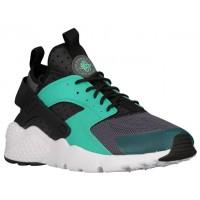 Nike Air Huarache Run Ultra Dunkel Grau/Schwarz/Weiß/Menta Herren Running Schuhe