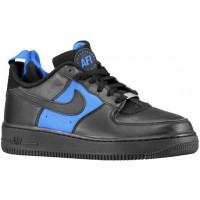 Nike Air Force 1 Comfort Huarache Schwarz/Blau Herren Sportschuhe