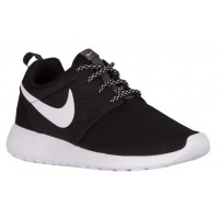 Damen Nike Roshe One Schwarz/Weiß Damenschuhe
