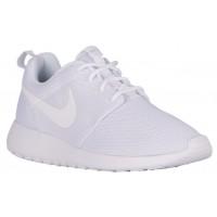 Nike Roshe One Weiß/Rein Platin Damen Sneakers