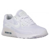 Nike Air Max 90 Ultra Breathe Damenschuh Weiß/Rein Platin