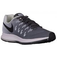 Nike Air Zoom Pegasus 33 Dunkel Grau/Weiß/Schwarz Damen Runningschuh