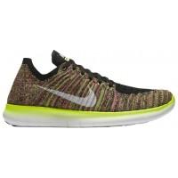 Damen Nike Free Rn Flyknit Ultd Mehrfarbig Trainingsschuhe