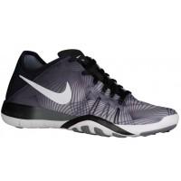 Nike Free Tr 6 Damen-Trainingsschuh Schwarz/Weiß/Cool Grau