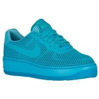 Damen Nike Air Force 1 Low Upstep Br Blaue Trainers
