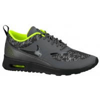 Nike Air Max Thea Dunkel Grau/Volt/Schwarz Damensneake