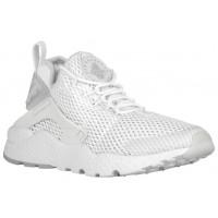 Nike Air Huarache Run Ultra Weiß/Rein Platin Damen Laufschuh