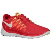 Nike Free 5.0 2014 Legion Rot/Laser Crimson/Atomar Mango/Weiß Damen Laufschuhe