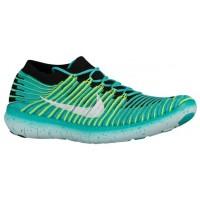 Nike Free Rn Motion Deutlich Jade/Schwarz/Volt/Weiß Damen Laufschuh