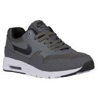 Nike Air Max 1 Ultra Essentials Damen Schuhschaft Dunkel Grau/Dunkel Grau/Schwarz/Rein Platin
