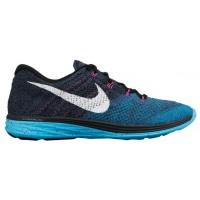 Nike Flyknit Lunar 3 Geschwader Blau/Deutlichwater/Blau Lagoon Damen Runningschuh