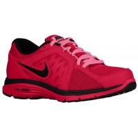 Nike Dual Fusion Run Damenschuhe Sport Fuchsie/Digital Rosa/Schwarz