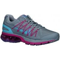 Nike Air Max Excellerate Damen Running Schuhe Taube Grau/Deutlichwater/Fuchsie Blitzen