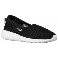 Nike Roshe One Slip Schwarz/Weiß Damen Sneakersnstuff