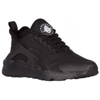 Damen Nike Air Huarache Run Ultra Schwarz Running Schuhe
