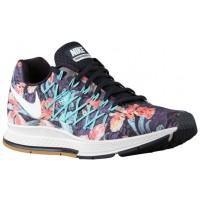Nike Air Zoom Pegasus 32 Damen Schuhschaft Dunkel Obsidian/Gum Licht Braun/Licht Aqua