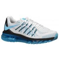 Nike Air Max 2015 Weiß/Schwarz/Deutlichwater Damen Laufschuhe