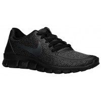 Nike Free 5.0 V4 Schwarz/Anthrazit Damen Authentische