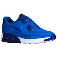 Nike Air Max 90 Ultra Essentials Soar/Dunkel Royal Blau/Schwarz Damen Sportschuhe