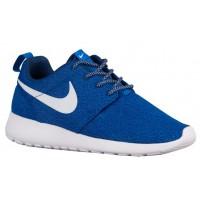 Nike Roshe One Küsten Blau/Weiß/Blau Funke Damen Schuhschaft