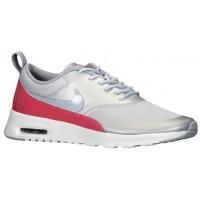 Nike Air Max Thea Metallic Platin/Wolf Grau/Hyper Punch Damen Sneakers