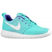 Nike Roshe One Hyper Türkis/Hyper Traube/Weiß Damen Schuhschaft