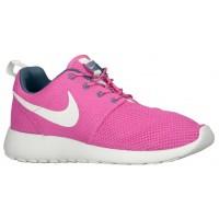 Nike Roshe One Club Rosa/Dunkel Waffenkammer Blau/Volt/Summit Weiß Damen Laufschuhe