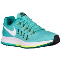 Nike Air Zoom Pegasus 33 Hypernational Damen Running Schuhe Hyper Türkis/Deutlich Jade/Volt/Weiß