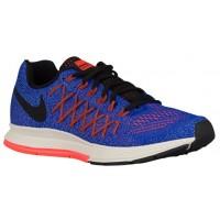 Nike Air Zoom Pegasus 32 Rennfahrer Blau/Hyper Orange/Hell Mango/Schwarz Damen Laufschuh