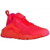 Nike Air Huarache Run Ultra Gesamt Crimson Damen Sneakers