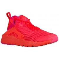Nike Air Huarache Run Ultra Gesamt Crimson Damen Sneakers