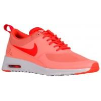 Nike Air Max Thea Damen Laufschuhe Atomar Rosa/Gesamt Crimson/Weiß