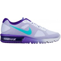 Nike Air Max Sequent Palest Perle/Fierce Perle/Deutlich Jade Damen Damenschuhe
