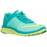 Nike Fs Lite Run 3 Hyper Türkis/Deutlich Jade/Weiß/Volt Damen Sneakers