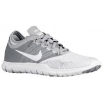 Nike Flex Adapt Rein Platin/Schwarz/Weiß Damen Sports