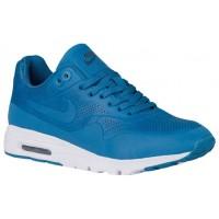 Nike Air Max 1 Ultra Moire Brigade Blau/Blau/Geschwader Blau/Platin Damenschuh