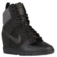 Nike Dunk Sky Hi Sneakerboot 2.0 Schwarz Damenschuhe
