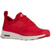 Nike Air Max Thea Premium University Rot/Silber/Weiß Damenschuh