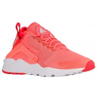 Nike Air Huarache Run Ultra Damen   Hell Mango/Weiß