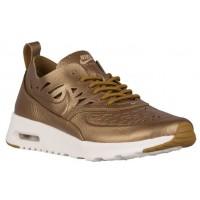 Nike Air Max Thea Joli Metallic Golden Hellbraun Damen Turnschuhe