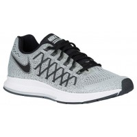 Nike Air Zoom Pegasus 32 Rein Platin/Dunkel Grau/Schwarz Damen Laufschuhe
