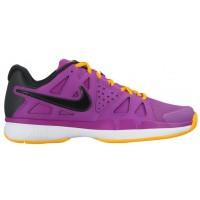 Nike Air Vapor Advantage Damen Teppichschuh Hyper Violett/Laser Orange/Weiß/Schwarz