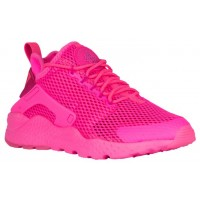 Nike Air Huarache Run Ultra Damen Running Schuhe Rosa Blast