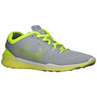 Nike Free 5.0 Tr Fit 5 Breathe Wolf Grau/Volt/Weiß/Cyber Trainingsschuhe