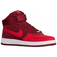 Damen Nike Air Force 1 Ultra Force Mid Gym Rot Basketball