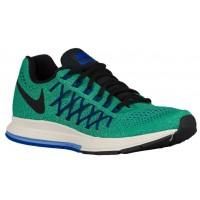 Nike Air Zoom Pegasus 32 Lucid Grün/Schwarz/Kreide Blau/Rennfahrer Blau Damenschuhe
