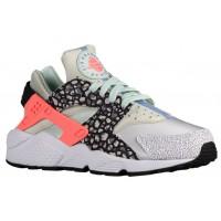 Nike Air Huarache Premium Damen Tennisschuhe Rein Platin/Aluminum/Fiberglas