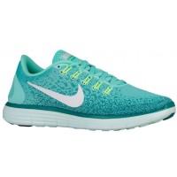 Nike Free Rn Distance Damen Runningschuh Hyper Türkis/Hyper Jade/Rio Knickente/Weiß
