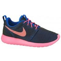 Nike Roshe One Hyper Kobalt/Hyper Rosa/Volt/Schwarz Damen Sneakers