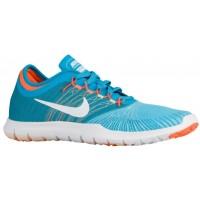 Nike Flex Adapt Gamma Blau/Weiß/Blau Lagoon/Gesamt Orange Damen Sportschuhe